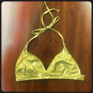 Vintage Banana Republic Bikini Top